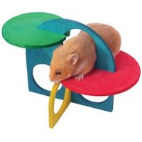 Rosewood Pet Play 'n' Climb Kit Small Animal Toy