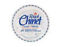 Royal Chinet Dessert Plate