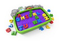 LeapFrog Letter Factory Leaping Letters! - English