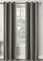 Room Darkening Solid Grommet Window Panel