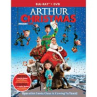 Arthur Christmas (Blu-ray + DVD) (Bilingual)