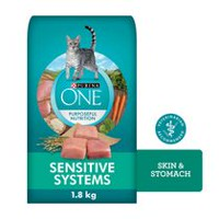 Purina ONE(MD) SmartBlend(MC) Systemes Sensibles Nourriture pour Chats Adultes