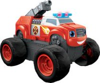Fisher-Price Camion de pompiers Blaze transformable
