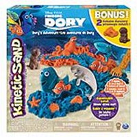 Coffret de sable Les aventures de Doris Trouver Doris de Kinetic Sand Exclusivité Walmart
