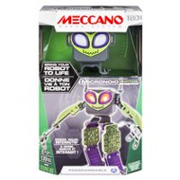 Meccano MicroNoid Green Switch Playset