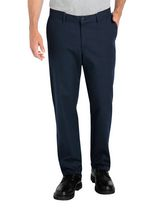 Genuine Dickies Men's Flat Front Comfort Waist Flex Pant 38x32