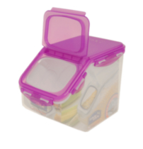 Lock&Lock 5 L container with fliptop lid