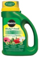 Miracle-Gro Shake'n Feed All-Purpose Plant Food 12-4-8