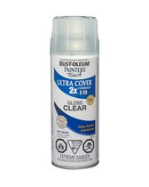 Painter's Touch 2X Ultra Cover, Gloss Clear - 340g
