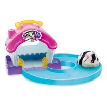 Hamsters in a House Little Hamster House Play Set