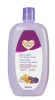 Parent's Choice Baby Bath for Night Time