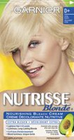 Garnier Nutrisse Cream Permanent Haircolour Cream bleach