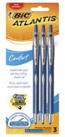 BIC Atlantis® 1.2 mm Retractable Blue Comfort Ball Pen