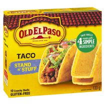 Old El Paso Stand n' Stuff Taco