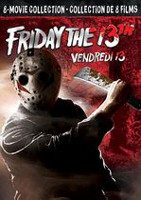 Friday The 13th The Ultimate Collection: Friday the 13th / The Final Chapter /Friday the 13th Part 2 /Friday the 13th Part 3 /Friday the 13th Part V / Friday the 13th Part VI / Friday the 13th Part VII / Friday the 13th Part VIII)(Bilingue)