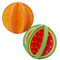 Rosewood Pet Woodies Fruity Rollers Small Animal Toy
