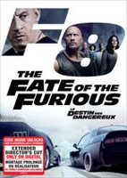 The Fate Of The Furious (DVD + Digital HD) (Bilingual)