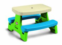 Easy Store Jr. Play Table