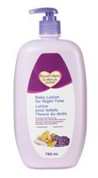 Parent's Choice Baby Lotion for Night Time