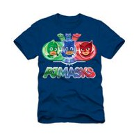 PJ Masks Boys' Printed T-shirt S
