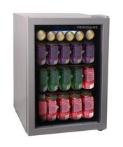Frigidaire, 2.6 Cu Ft Stainless Steel Beverage Centre - 60 Cans