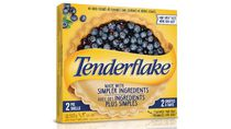 Tenderflake Regular 2 Pie Shells Flakiest Pastry