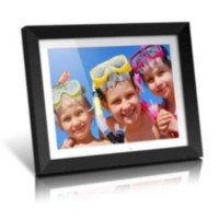 Aluratek 15 inch Digital Photo Frame with 2GB Built-in Memory