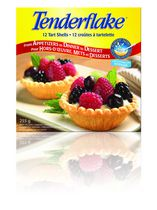 Tenderflake Regular 12 Tart Shells
