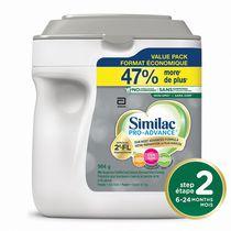 Préparation Similac Pro-Advance® Étape 2, 6 à 24 mois, avec 2'-FL