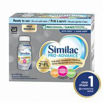 Préparation Similac Pro-Advance® Étape 1, 0+ mois, avec 2'-FL