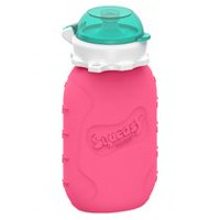 Bouteille pour collation 6 oz Rose