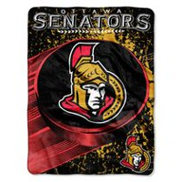 The Northwest Couverture super peluche en micro raschel LNH Ottawa Senators