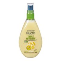 Garnier Fructis Triple Nutrition Double Care Fruit Oils Leave-In Treatment