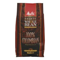 Melitta 100% Colombian Estate Blend Whole Bean Coffee