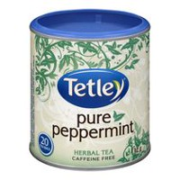 Tetley pure peppermint