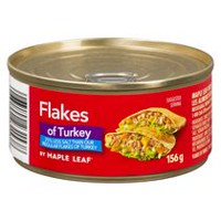Maple Leaf Flakes of Turkey