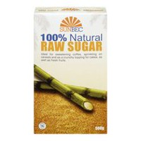 SUNBEC 100% Natural Raw Sugar