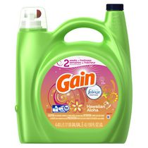 Gain HEC with Febreze Freshness Hawaiian Aloha Liquid Laundry Detergent