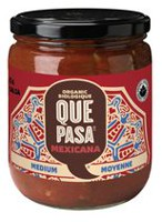 Que Pasa Organic Medium Mexicana Salsa