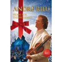 Andre Rieu - Home For The Holidays (Music DVD)