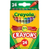 24 Count Crayons