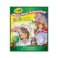 Color Wonder Colouring Book - Sofia the First