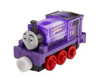 Fisher-Price Thomas & Friends Take-n-Play Glow Racers Charlie Toy Train