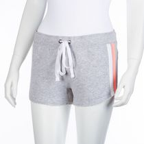 g:21 Women's French Terry Track Short Gray L/G