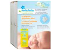 Mabu Baby Eco-Diaper System Washable Diaper Pads Newborn
