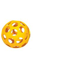 Rosewood Pet Lattice Rubber Football Dog Toy