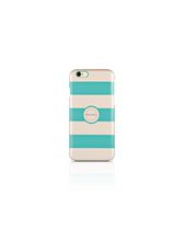 Catherine Malandrino Fitted Hard Shell Case for iPhone 6/6s in Turquoise