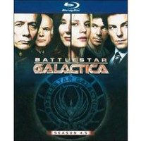 Battlestar Galactica: Season 4.5 (Blu-ray)