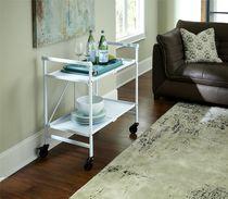 Cosco Outdoor Living INTELLIFIT Indoor/Outdoor Folding Serving Cart