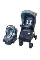 Safety 1st Smooth Ride Hello Honey Travel System
